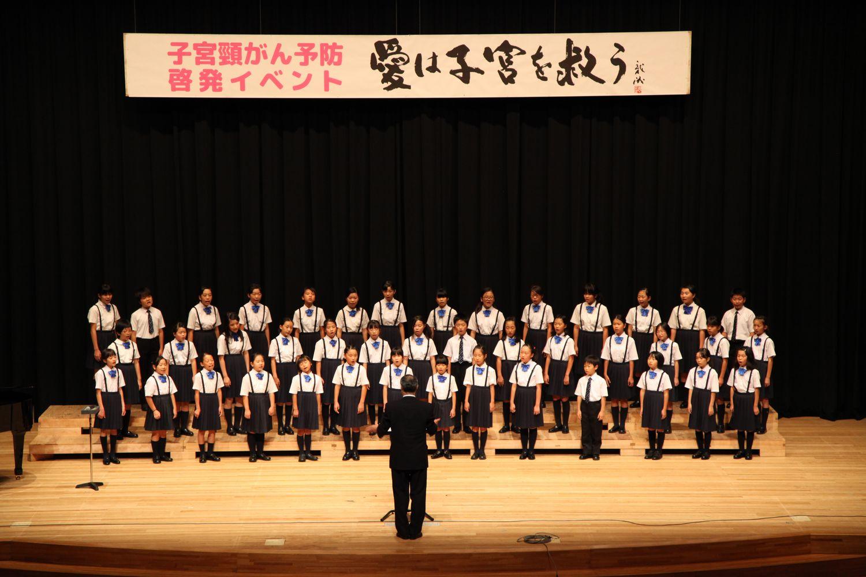 朝陽小学校合唱部
