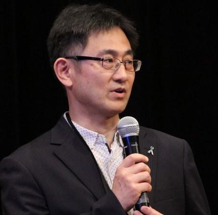長野県細胞検査士会会長 小林幸弘(信州大学医学部附属病院)